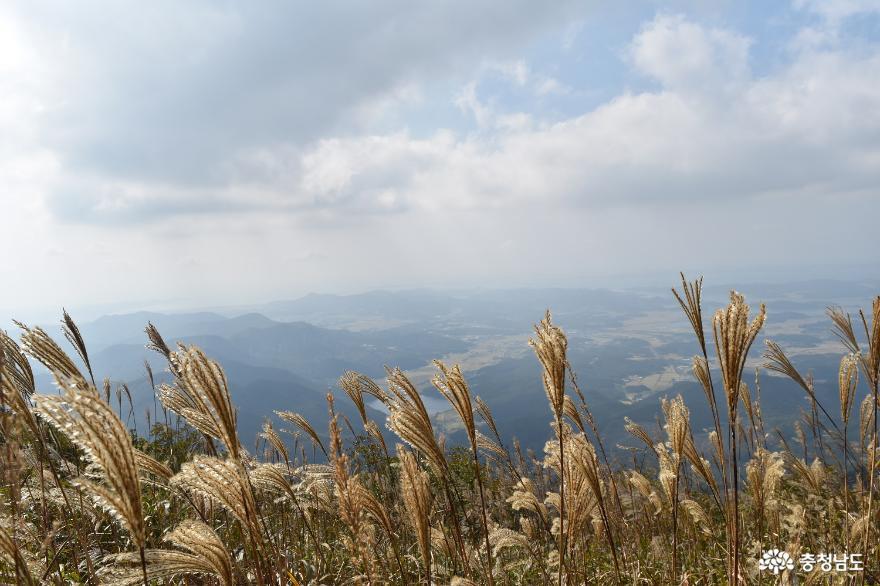 가을날의 등산, 보령 오서산에 오르다! 2