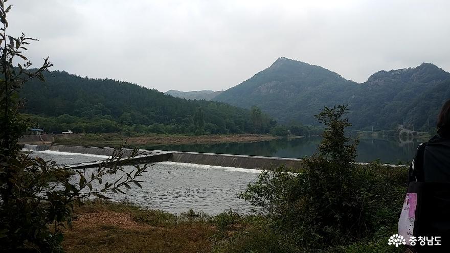 적벽강 비밀의 섬 <금산 방우리 마을> 3