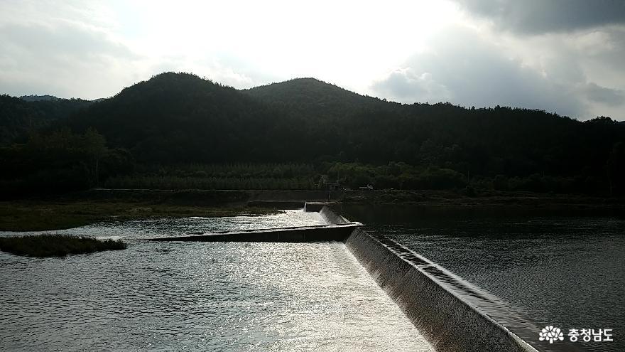 적벽강 비밀의 섬 <금산 방우리 마을> 4
