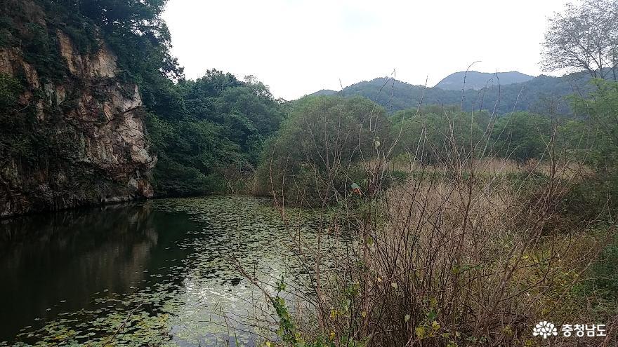 적벽강 비밀의 섬 <금산 방우리 마을> 20