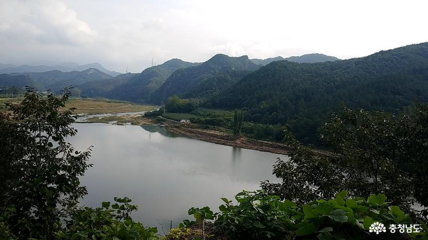 적벽강 비밀의 섬 <금산 방우리 마을> 27
