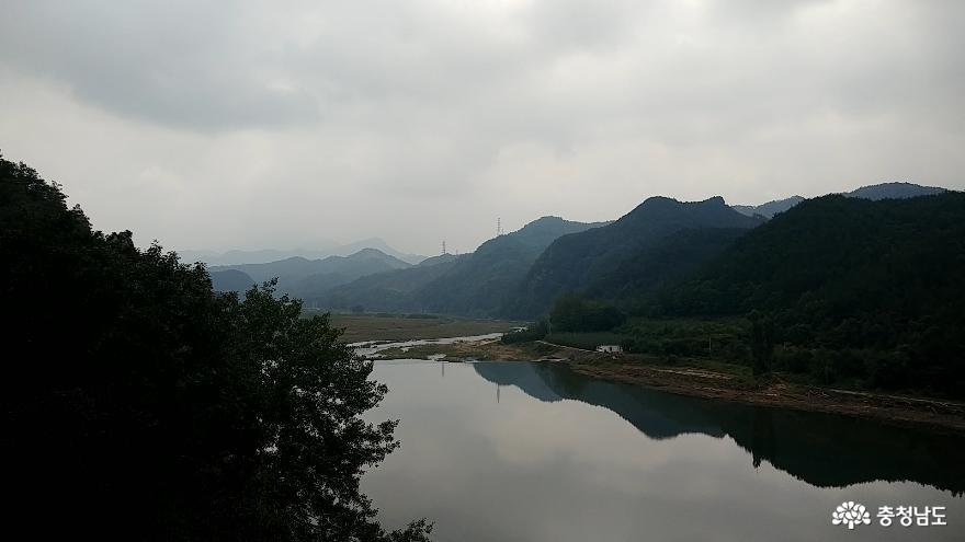 적벽강 비밀의 섬 <금산 방우리 마을> 28