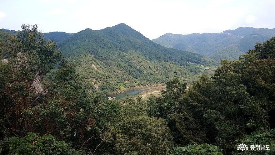 적벽강 비밀의 섬 <금산 방우리 마을> 18