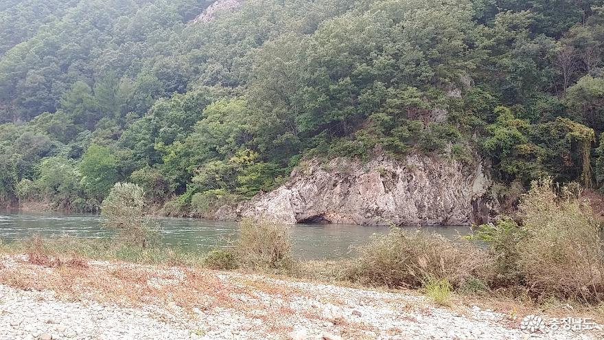 적벽강 비밀의 섬 <금산 방우리 마을> 24