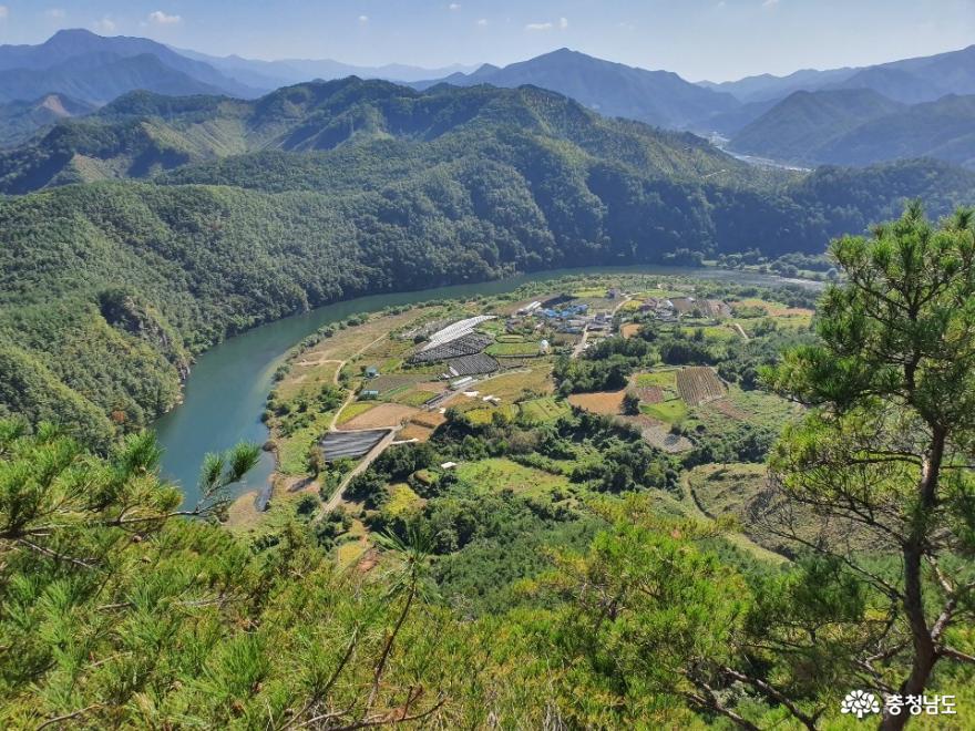 적벽강 비밀의 섬 <금산 방우리 마을> 34