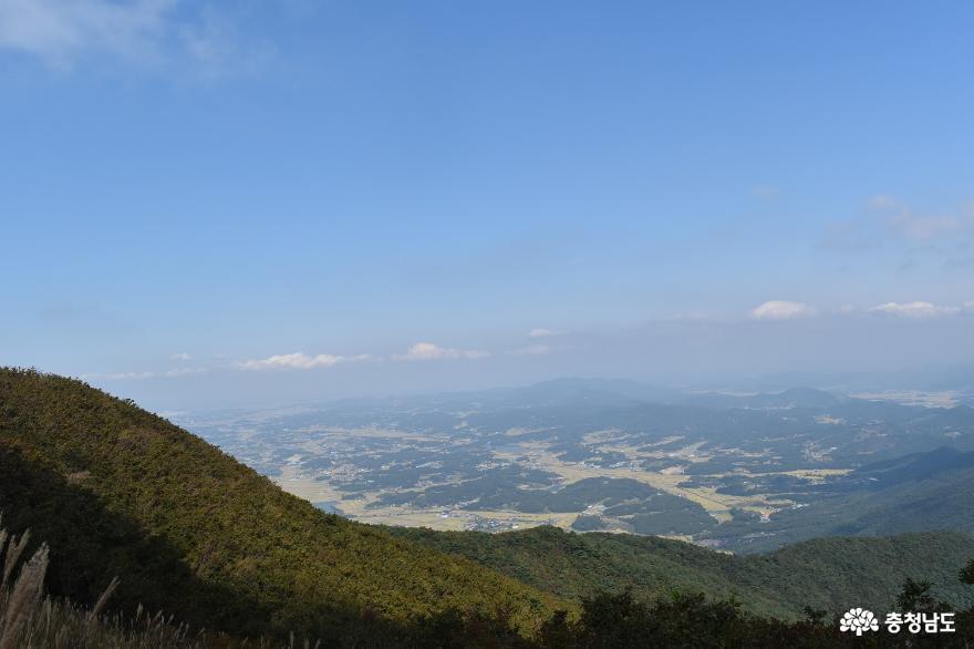 가을날의 등산, 보령 오서산에 오르다! 10