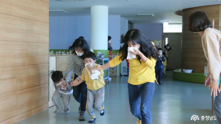 충남교육청 올해 재난대응 안전한국훈련 '화재 대응' 방점