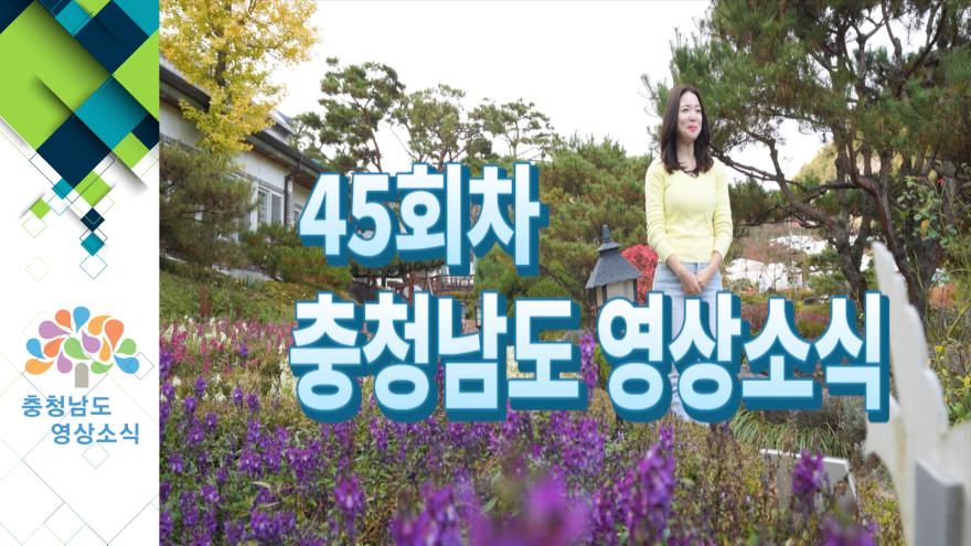 [종합] 충청남도 영상소식 45회차