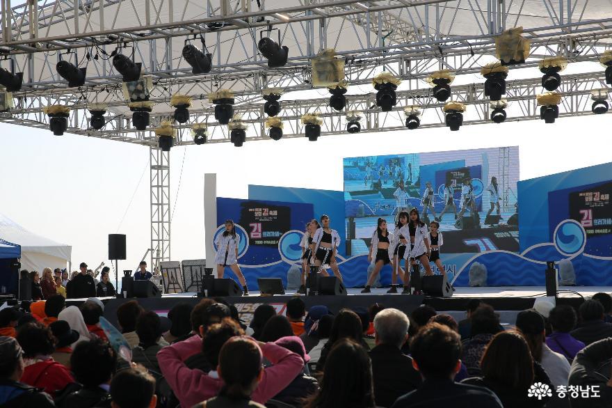 보령 대천해수욕장에서 열린 김축제에서 만난 음식 7