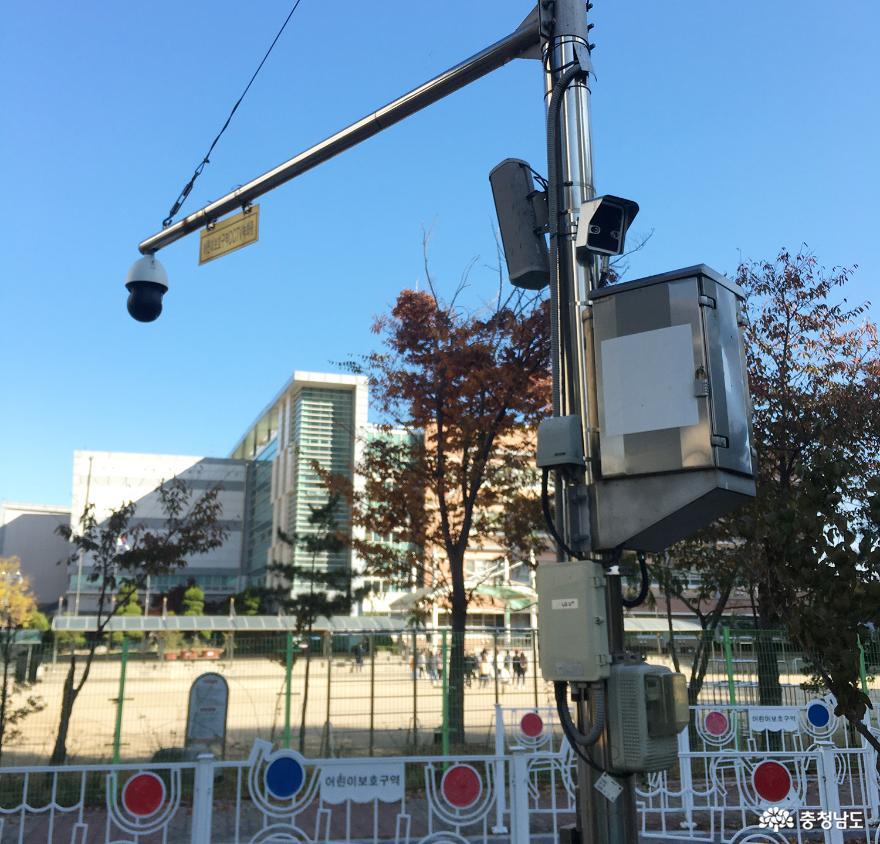 '악'소리에 카메라 비춘다, 서산시 스마트한 놀이터 CCTV 구축
