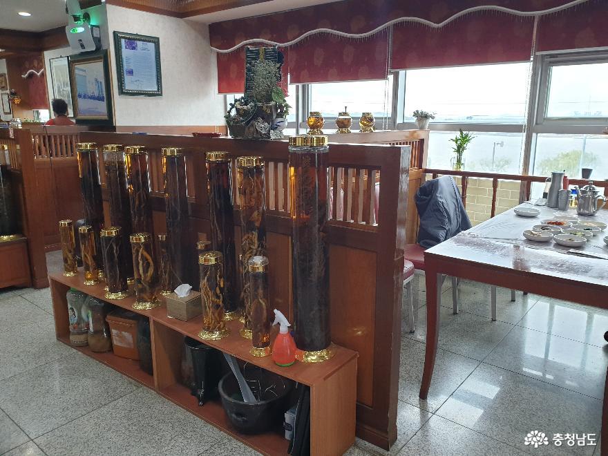 논산 황산 근린공원과 백년가게로 선정된 복어맛집 황산옥 6