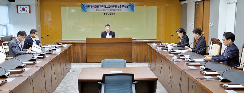 골목상권·원도심 살리기 '골몰'