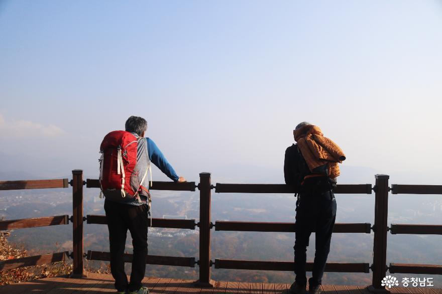 민족의 성지 독립기념관을 품고 있는 흑성산 산행기 11