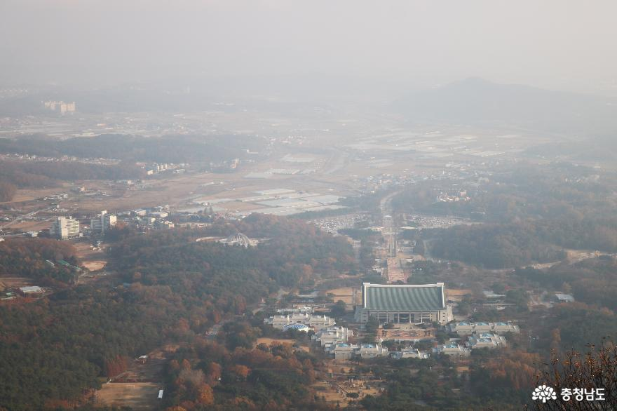민족의 성지 독립기념관을 품고 있는 흑성산 산행기 13