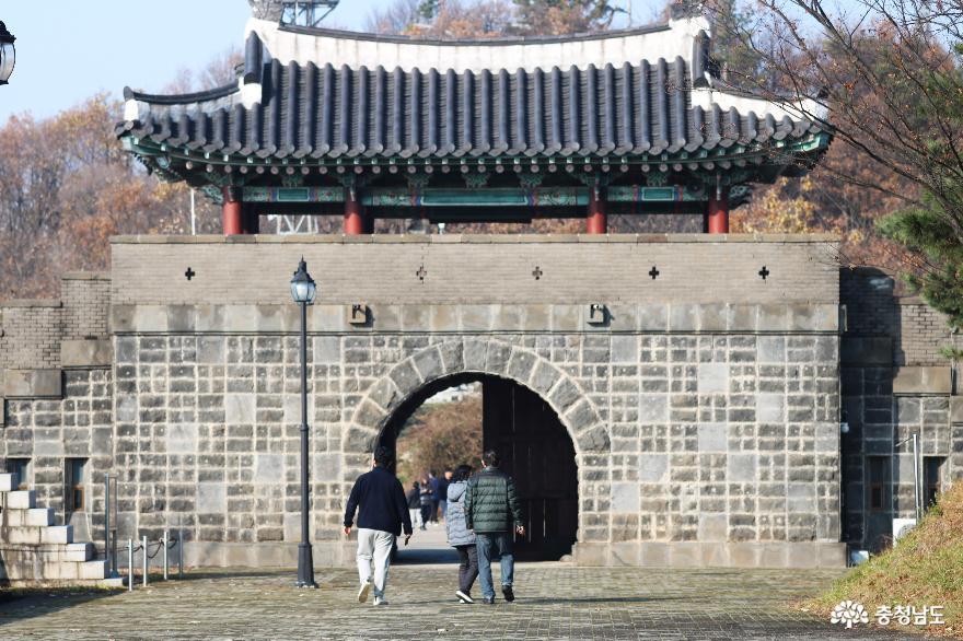 민족의 성지 독립기념관을 품고 있는 흑성산 산행기 14
