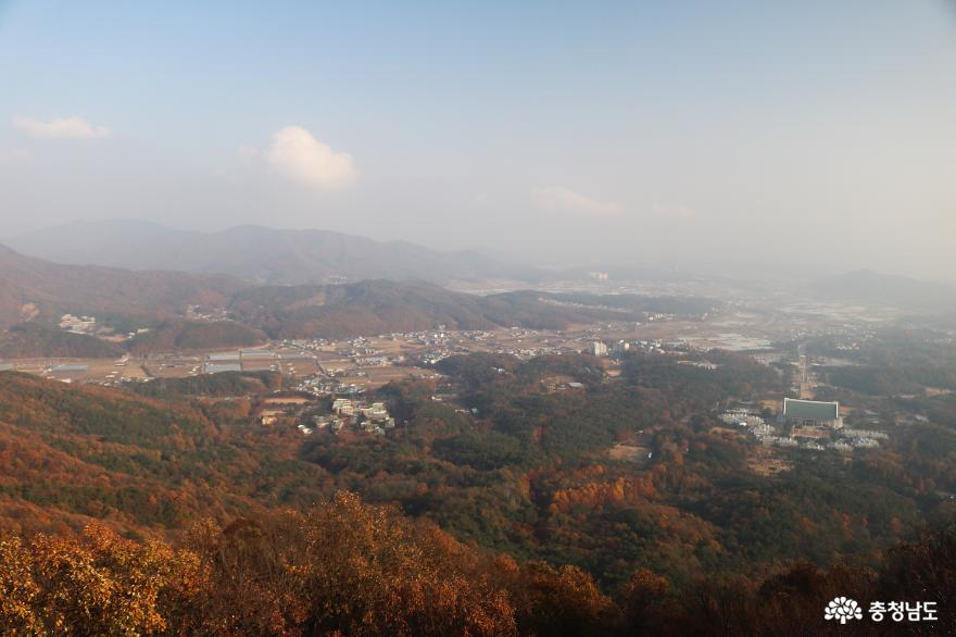 민족의 성지 독립기념관을 품고 있는 흑성산 산행기 18