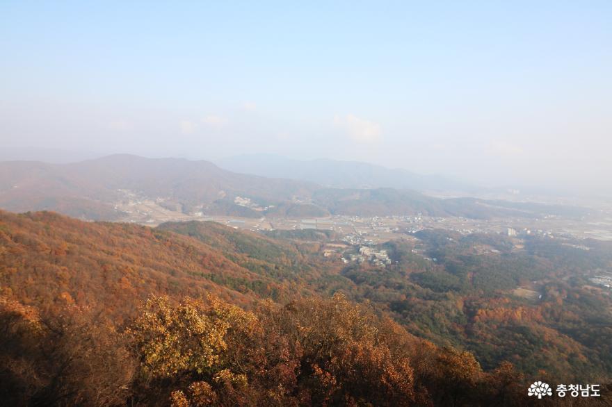 민족의 성지 독립기념관을 품고 있는 흑성산 산행기 19