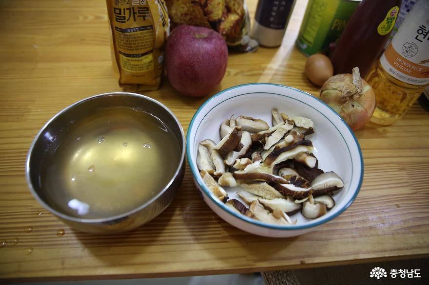 충남 광역직거래장터에서 장 보고 음식 만들기 6
