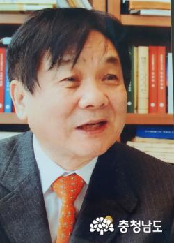 이근배 시인, 39대 대한민국예술원 회장 취임 1