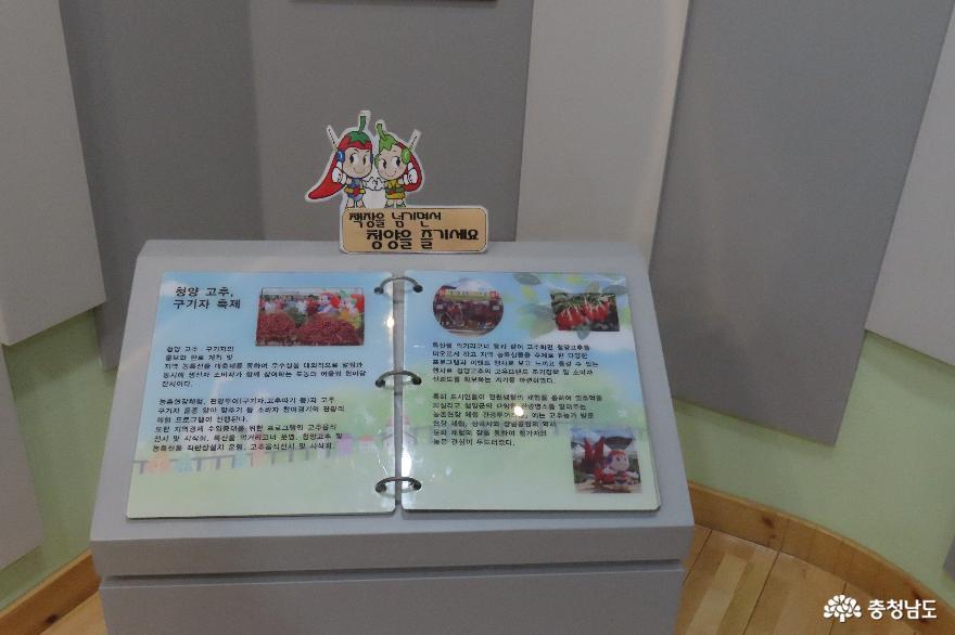 충남 전시관 여행, 청양 목재문화·자연사 체험관 1
