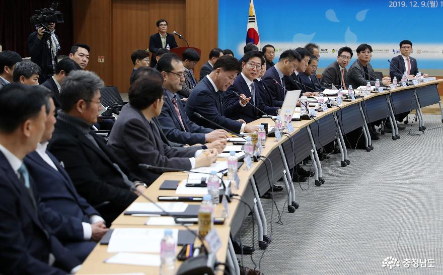 충남 9개 시·군에 27기업 3545억원 유치 2