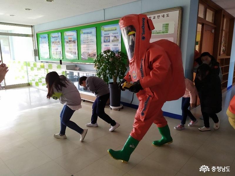 충남교육청, 재난대응 능력 '전국 최우수 입증'