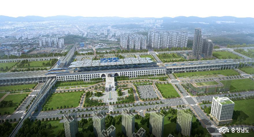 충남도, C-Station 조성사업 타당성 조사 용역 착수보고회 개최