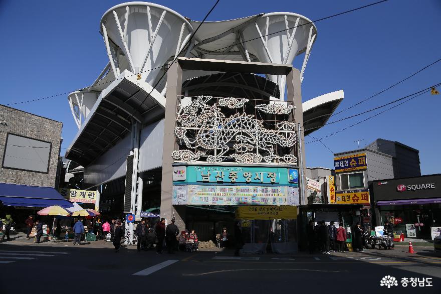 주전부리의 계절 겨울! 천안 남산중앙시장의 겨울 먹거리