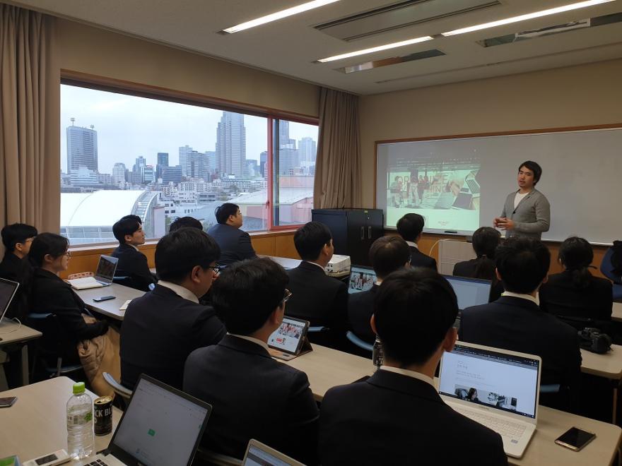한일관계 악화에도 불구하고 선문대는 청해진 대학사업을 통해 최근 16명의 학생이 15개 일본 IT기업에 취업했다.
