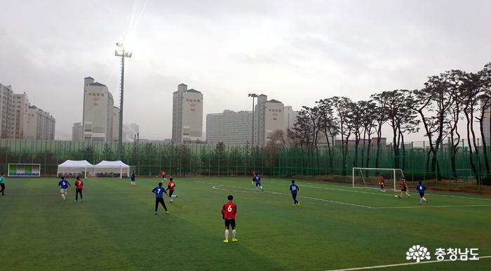 천안시축구단, 공개 테스트 통해 옥석 가른다 1