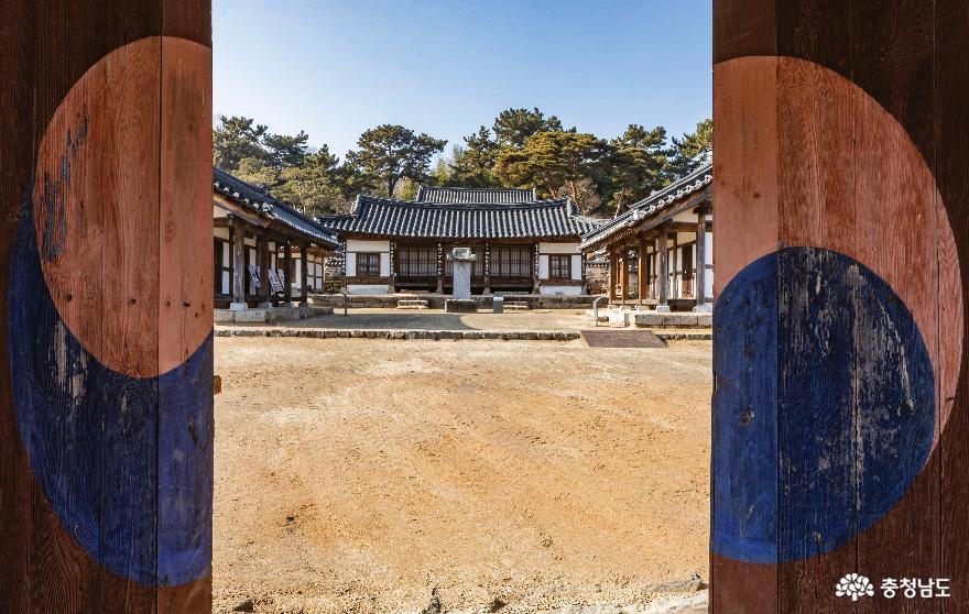 돈암서원 입덕문