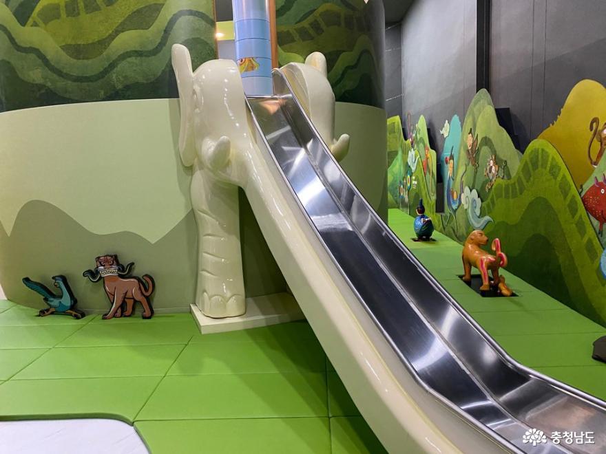 새로운 모습으로 바뀐 국립부여박물관 어린이박물관 3