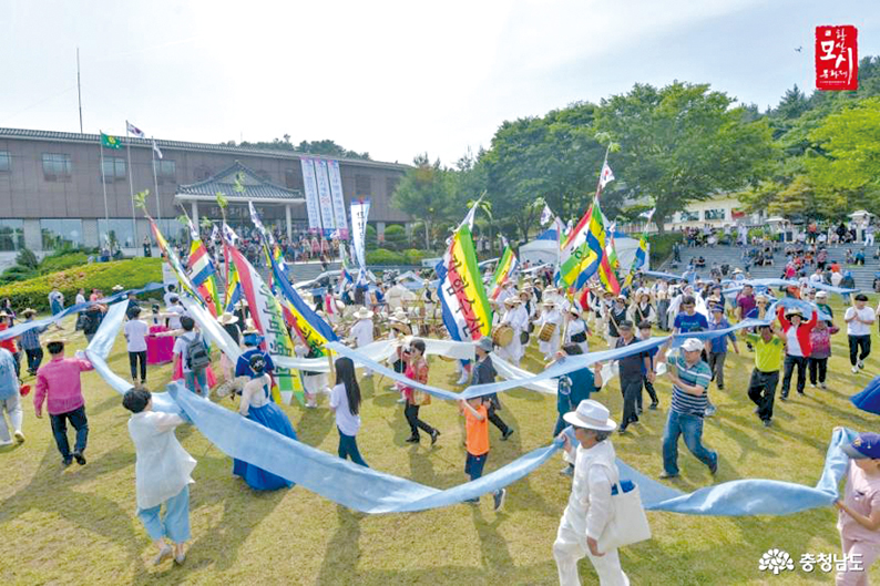 한산모시문화제, 문화관광축제 선정