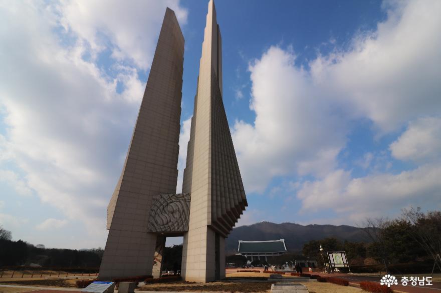 독립기념관에서 만난 독립운동가 정용기 선생! 1