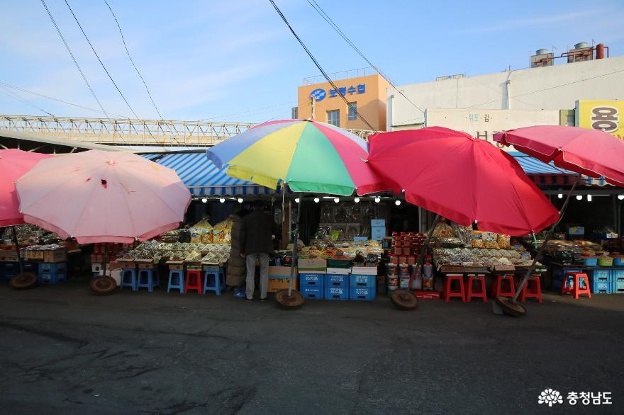 겨울철 매력이 더해지는 보령 수산시장의 물메기 9