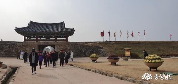 [서산]사계절 관광객 발 잇는 서산해미읍성 3
