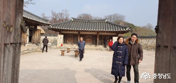 [서산]사계절 관광객 발 잇는 서산해미읍성 5