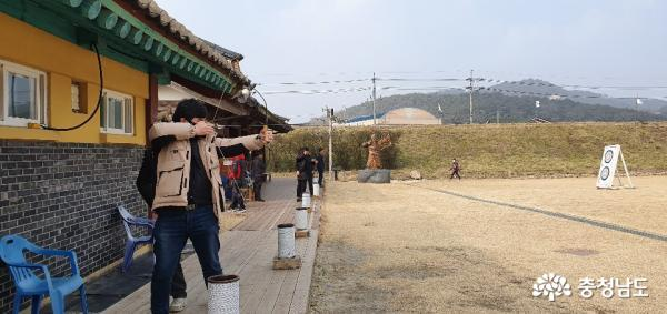 [서산]사계절 관광객 발 잇는 서산해미읍성 13