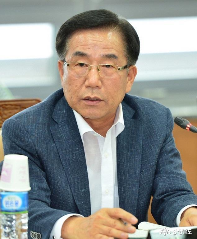 김원태 前충남도의원, 제2대 계룡시탁구연합회장 취임