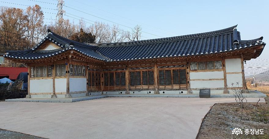 이응노의 집 한옥 창작공간.