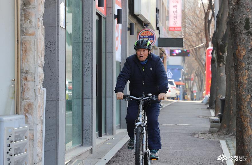 계룡시, 자전거보험 무료혜택 홍보 나서