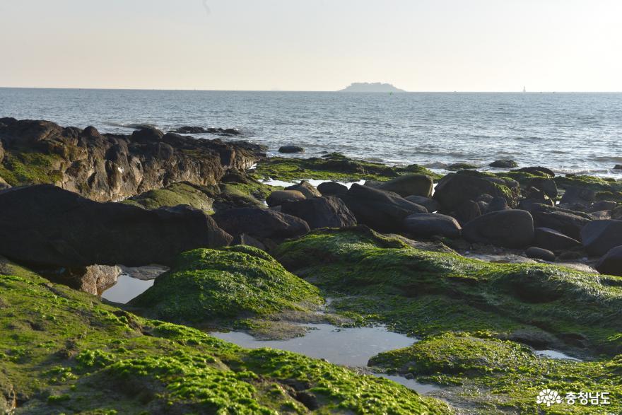 오봉산해변