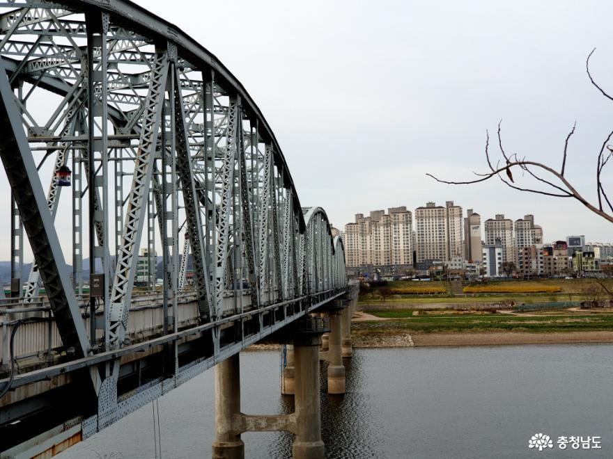 공주 금강교(錦江橋)의 멋