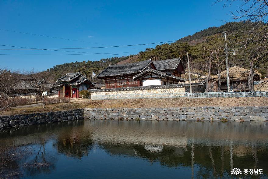 '논산 가볼만한곳' 전통의 멋과 풍류가 흐르는 명재고택과 노성향교 4