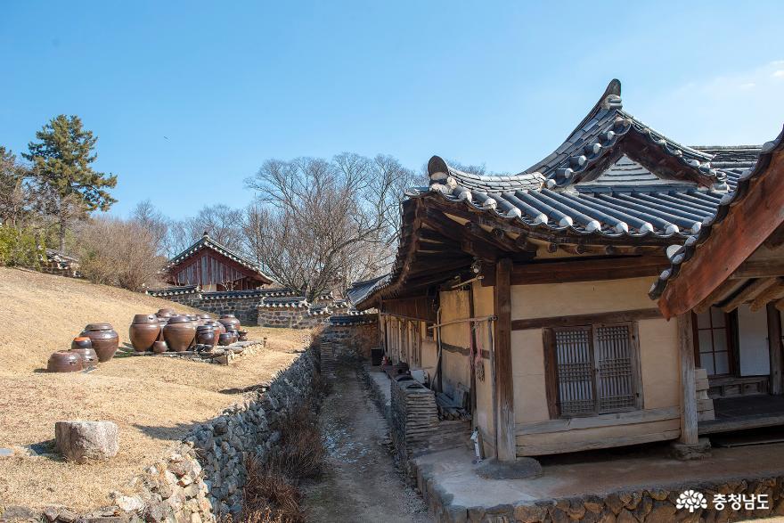 '논산 가볼만한곳' 전통의 멋과 풍류가 흐르는 명재고택과 노성향교 9