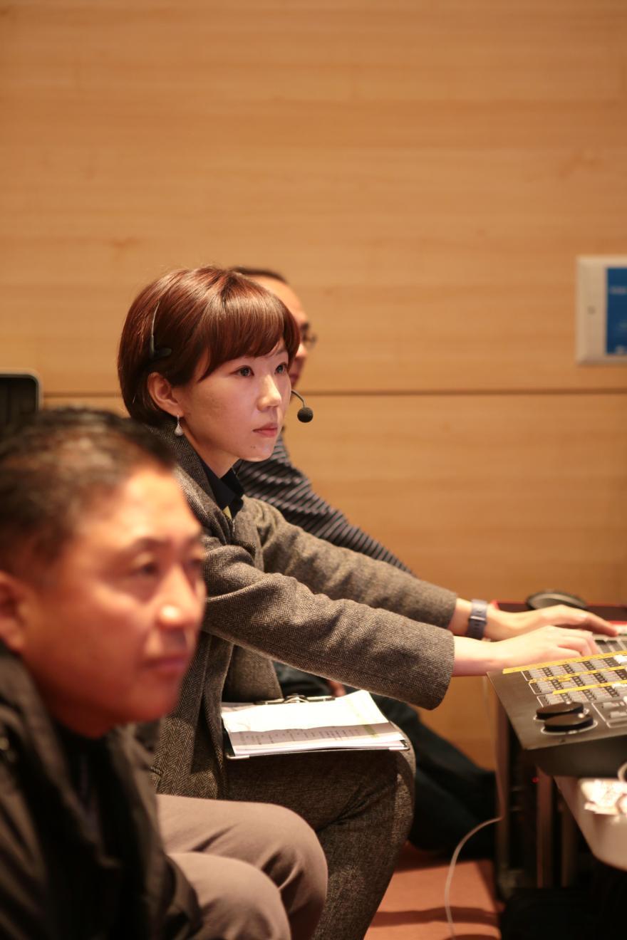 지난 1월 20일 진행한 당진시 기후위기 선포식행사 총괄과 홍보영상을 맡았다.
