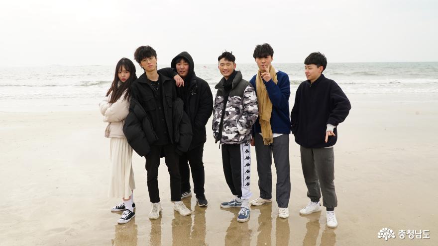 충남 학생들이 직접 만든 뮤직비디오 '팔레트' 공개