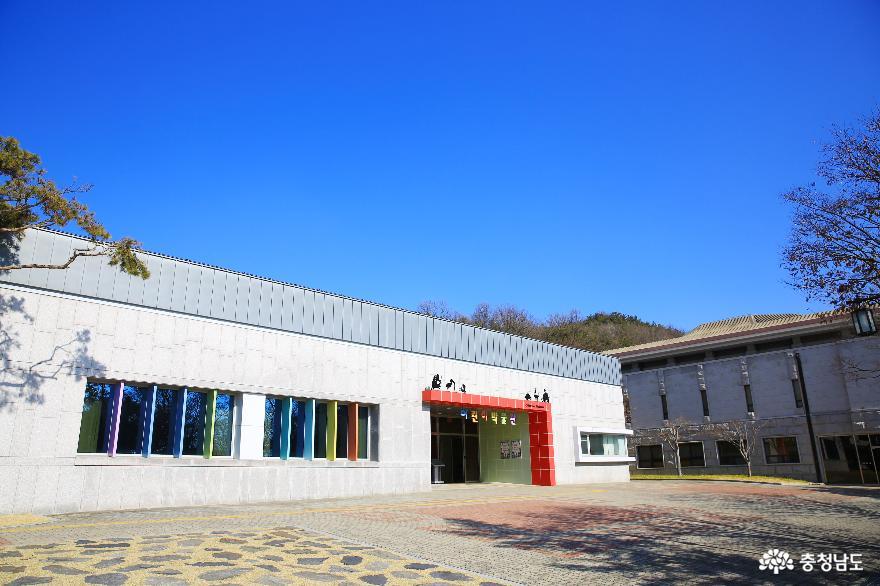 즐기며 역사를 체험하는 공간, 국립부여박물관 어린이박물관 1