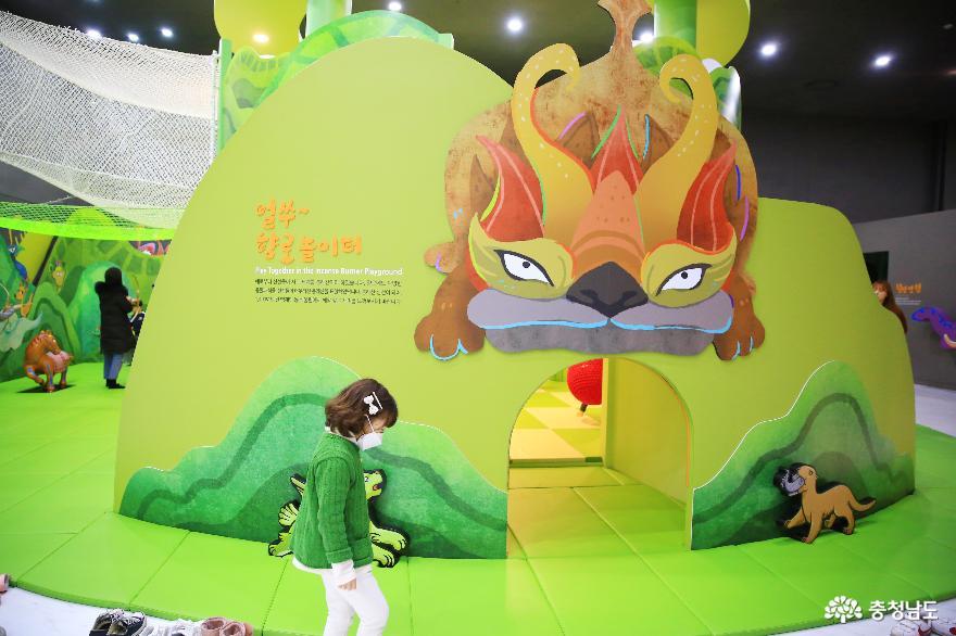 즐기며 역사를 체험하는 공간, 국립부여박물관 어린이박물관 19