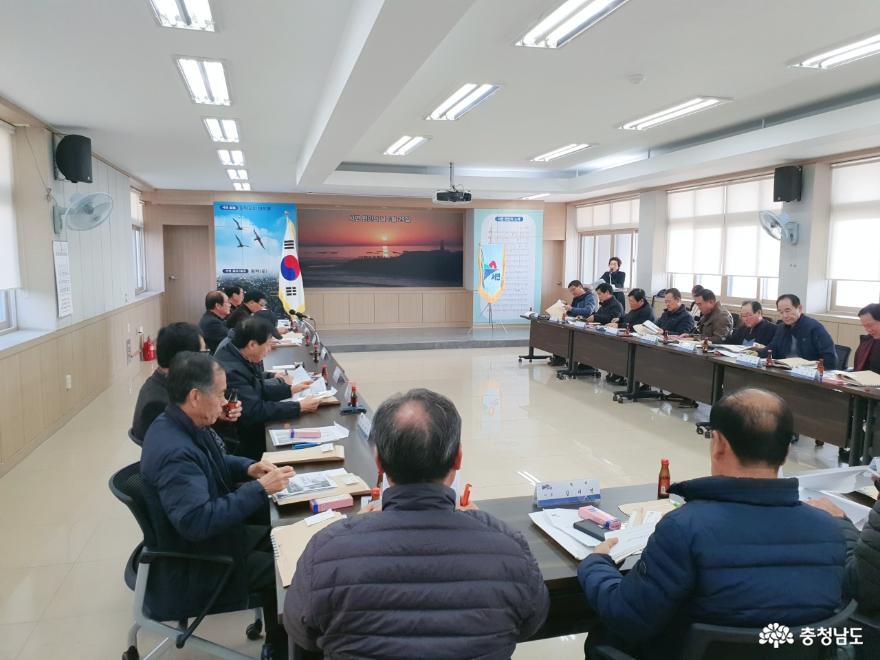 서천군, 풍수해보험 홍보 적극 추진 사진